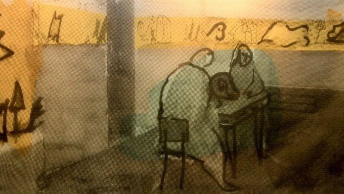 Sözcüklerin Gör Dediği Galeri Kara'da