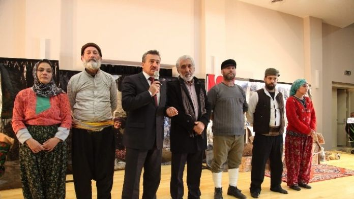 Seydişehir'de 'Koca Seyit' Tiyatroyla Canlandırıldı