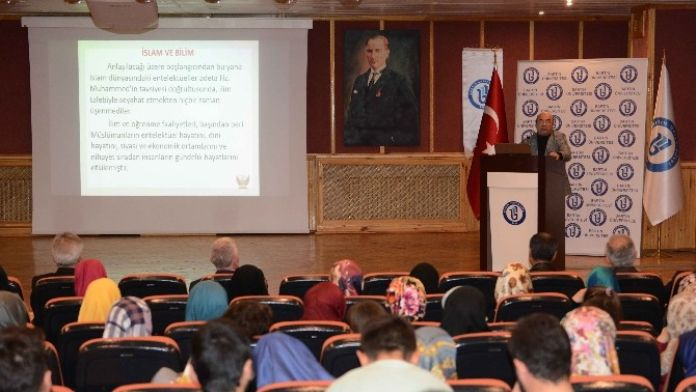 Prof. Dr. Nurettin Ceviz: 'Orta Çağın En Büyük Seyyahı İbn-i Battuta'dır'