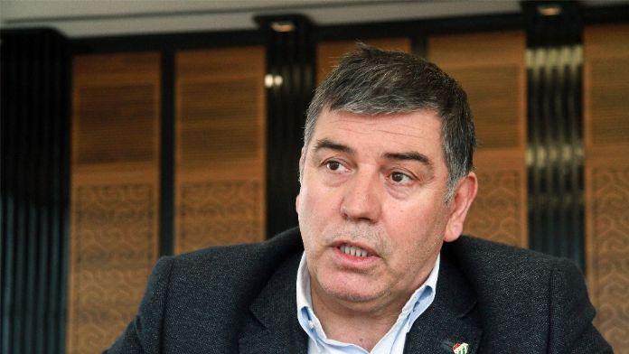 Bursaspor Şampiyonlar Ligi finalini istiyor