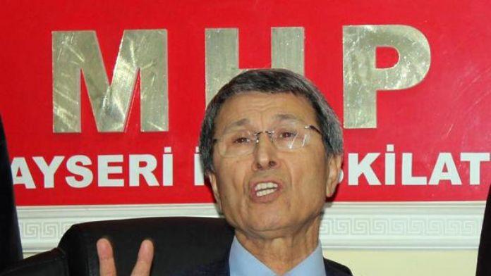 Halaçoğlu: Hakkımdaki fezleke nedeni Vali Çoş'a attığım tweet