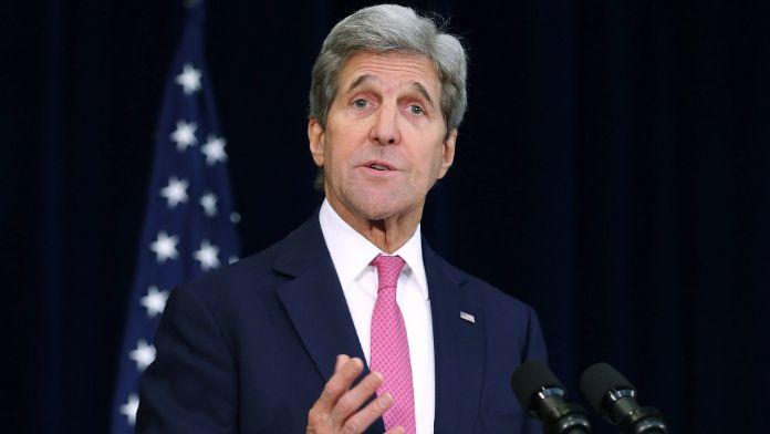 Kerry: Korkmayacağız, vazgeçmeyeceğiz