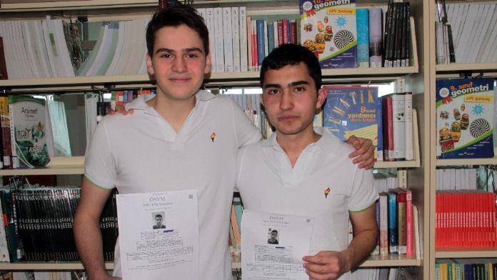 YGS birincisi Ankara'dan çıktı