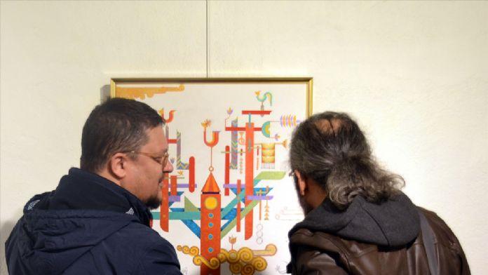 'Çağdaş Japon Sanatları Sergisi' açıldı