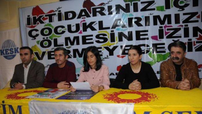 Eğitim-Sen, Karaman'daki cinsel istismar olayına kınama