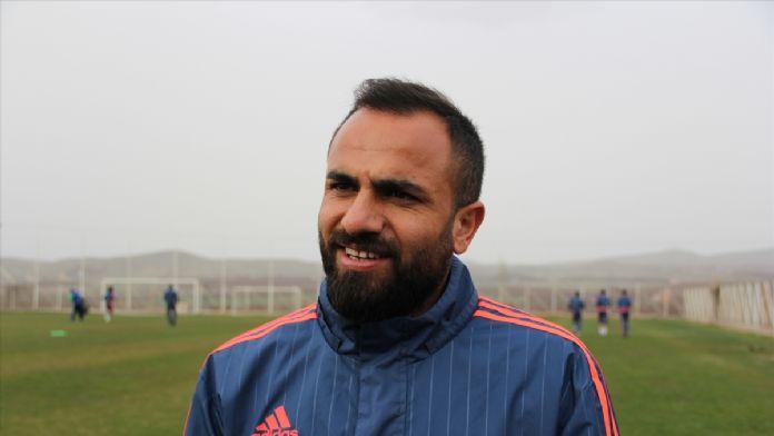Alima Yeni Malatyasporlu futbolcu Erkan Sekman: