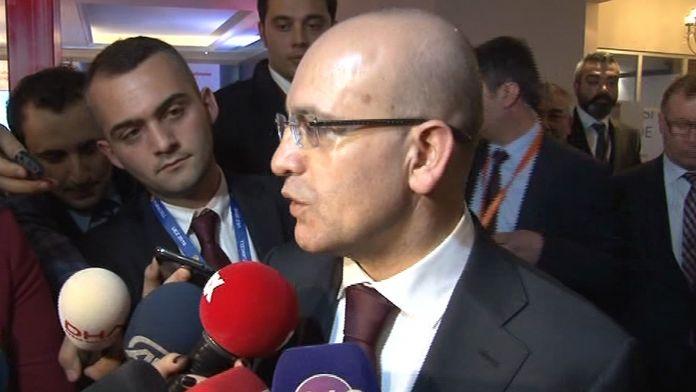 Şimşek: Bu kanun Türkiye'nin yatırım oranını iyileştiriyor