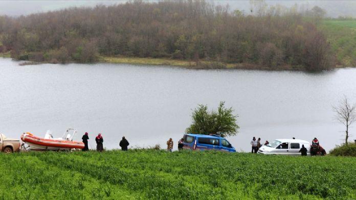 Kocaeli'de gölette kaybolan kişinin cesedi bulundu