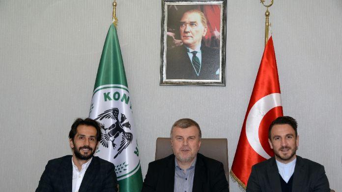 Torku Konyapor'da çifte imza