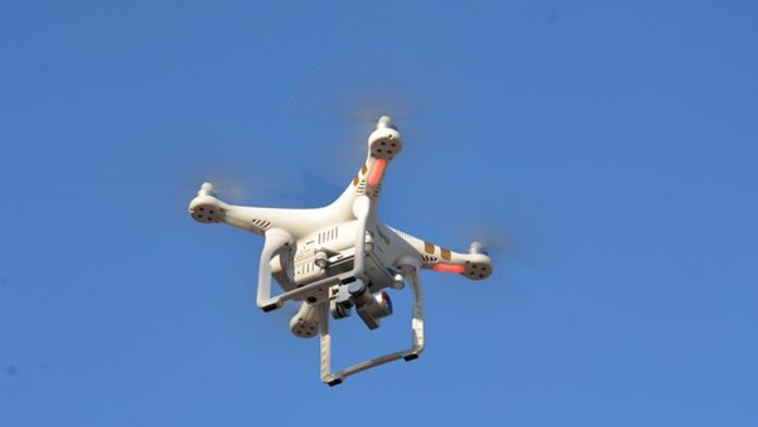 O ilde 'drone' yasağı