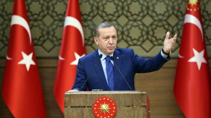 Cumhurbaşkanı Erdoğan'dan Rusya'ya uyarı: 'Seni de vurur'