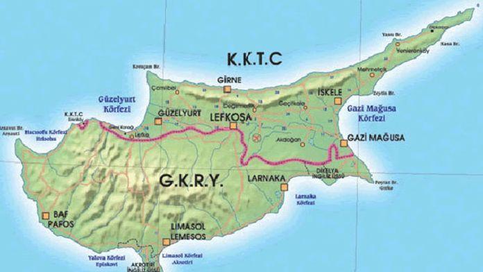 'Kıbrıs Rum Yönetimi kıta sahanlığını ihlal etti'