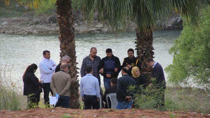 Adana'da kayıp kişinin cesedinin kuma gömülü halde bulunması