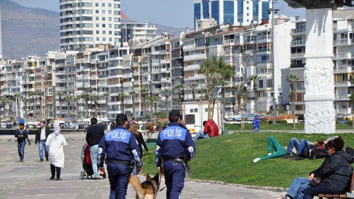 İzmir'de önlemler arttırıldı