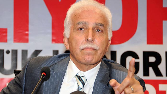 Saadet Partisi Genel Başkanı Kamalak açıklama yaptı