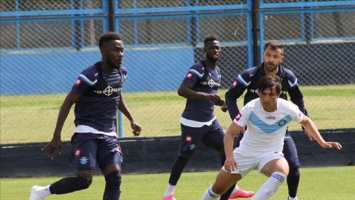 Adana Demirspor'da Göztepe maçı hazırlıkları