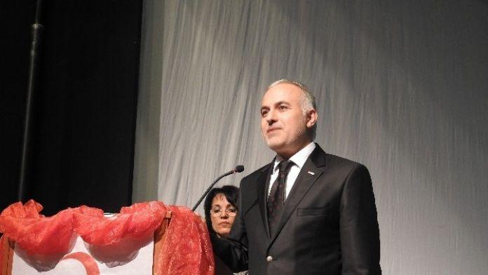 Kızılay Genel Başkanvekili Kınık Zonguldak'a Gelecek