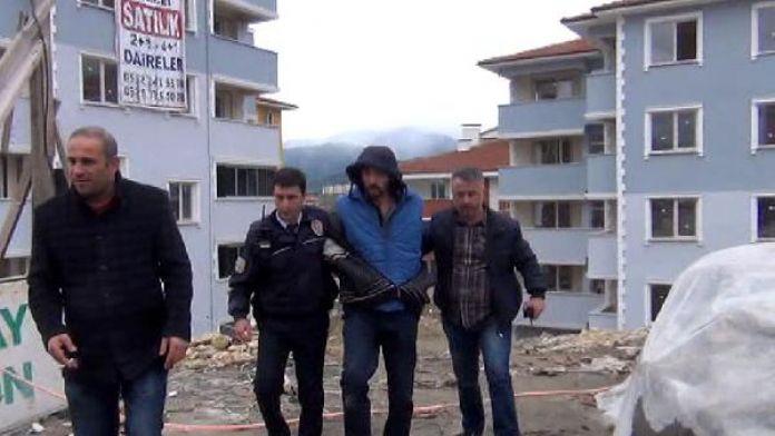 Hırsızlıktan aranan kişi kovalamaca sonucu yakalandı
