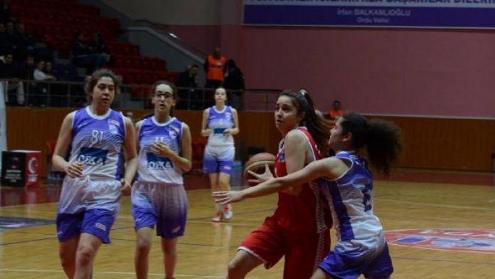 Orduspor-Adana BOTAŞ: 48-155