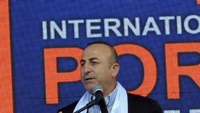 Dışişleri Bakanı Çavuşoğlu: 'Paralel Çete, Türkiye'nin Gizli Bilgilerini PKK'ya Veriyor'