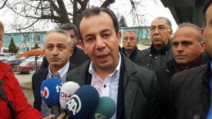 CHP İl Başkanını Öldüresiye Dövdüler