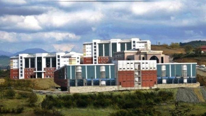 BÜ Yeni Kampüste 2 Bina Daha Tamamlandı