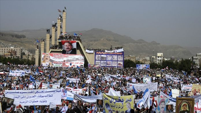 Yemen'deki 'Kararlılık Fırtınası' operasyonunun 1. yılı