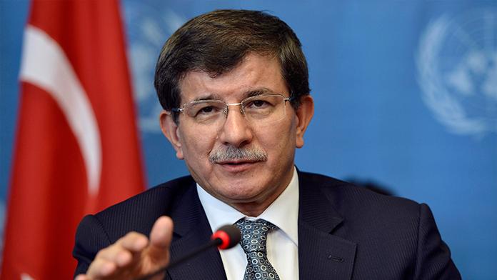 Başbakan Davutoğlu açıklama