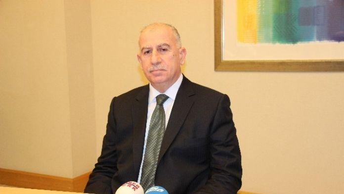 Irak Cumhurbaşkanı Yardımcısı Nuceyfi: 'Türkiye'ye Baş Sağlığı Diliyorum'