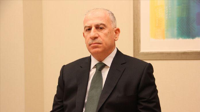 Irak Cumhurbaşkanı Yardımcısı Nuceyfi: