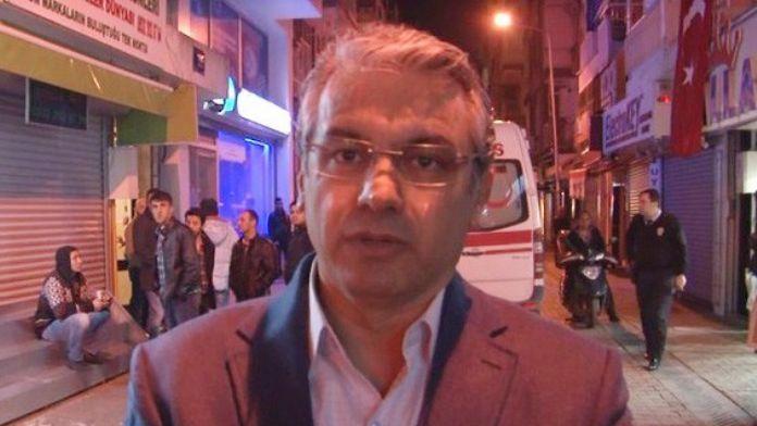 Karşıyaka Belediye Başkanı Akpınar, Şehidin Ailesine Başsağlığı Diledi