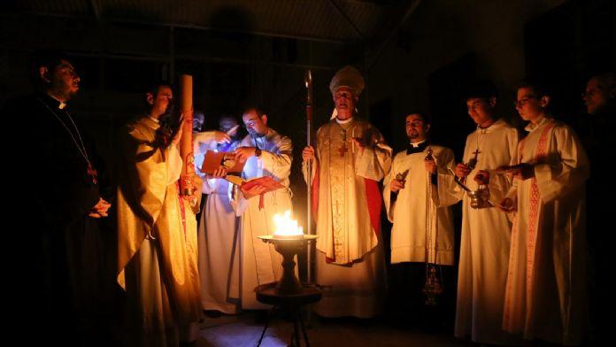Hatay'da Paskalya kutlamaları