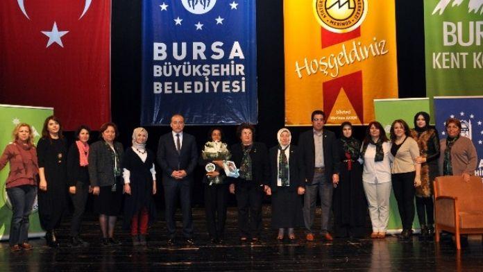 Cemalnur Sargut Kadının İslamiyet'teki Yerini Anlattı