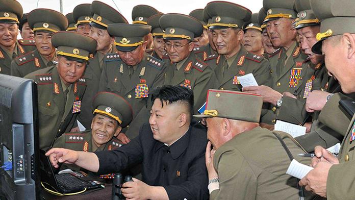 Kuzey Kore için flaş Suriye iddiası