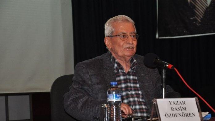 Yazar Rasim Özdenören, Okumanın Kültürel Boyutu Anlattı