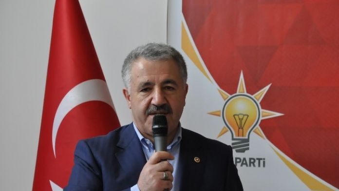 AK Parti Kars Milletvekili Ahmet Arslan; 'Kağızman'a 15 Milyonluk Yatırım Yapıldı'