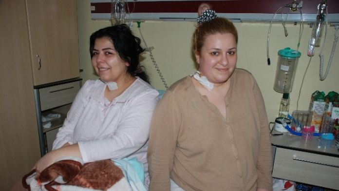 İstanbul'dan Gelen 2 Hasta Diyarbakır'da Ameliyat Oldu