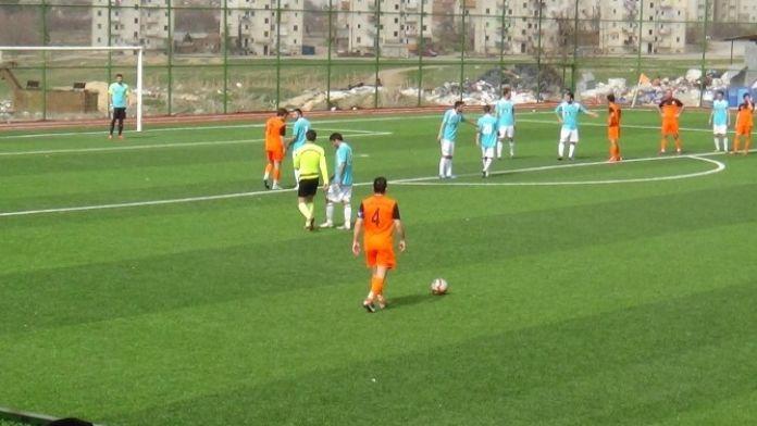 1.amatör Küme Futbol Ligi'nde Play-off Maçları Oynandı