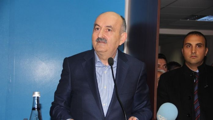 Bakan Müezzinoğlu referandum için tarih verdi