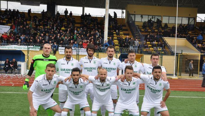 İznikspor- Kafkasspor maçında gerginlik