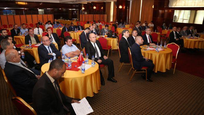 Etiyopya'da Türkiye mezunları buluşması