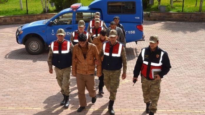 Kahramanmaraş'ta IŞİD Operasyonunda 3 Kişi Tutuklandı