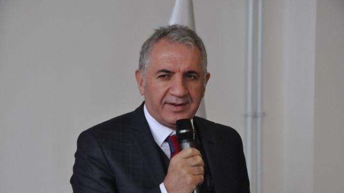 AK Partili Beyribey: 'Türkiye'nin Üzerine Oyunlar Oynanıyor'