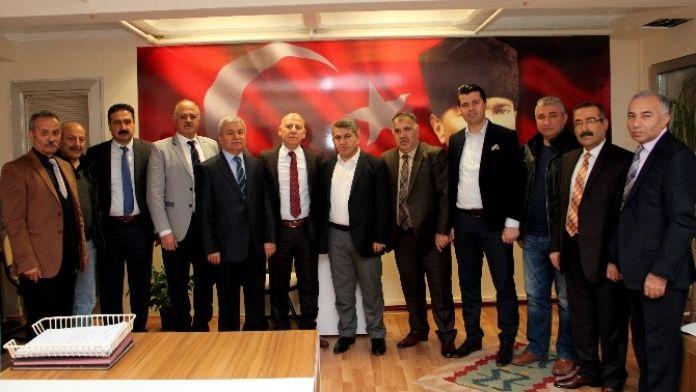 Ankara Zabıtası'ndan Çankaya'ya Taziye Ziyareti