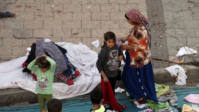 Açlık ve yoksulluk sınırı mart ayında geriledi