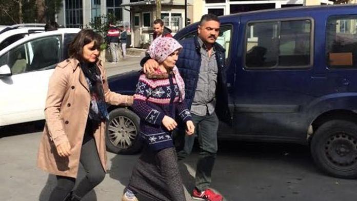 Beratcan'ın annesi Türkan K. gözaltına alındı!