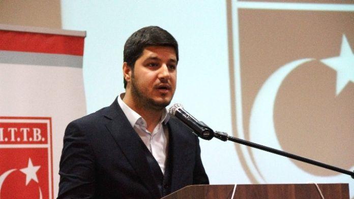 Mttb Kütahya İl Başkanı Cabir Keskin: Gençler Yeni Anayasa Ve Başkanlık Sistemi İstiyor