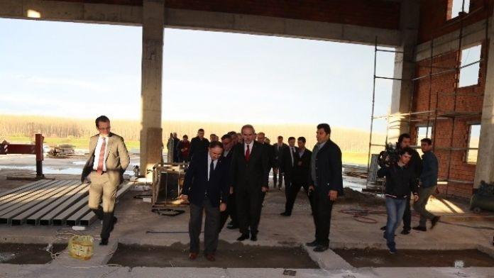 Mustafakemalpaşa'ya Modern Çöp Depolama Tesisi