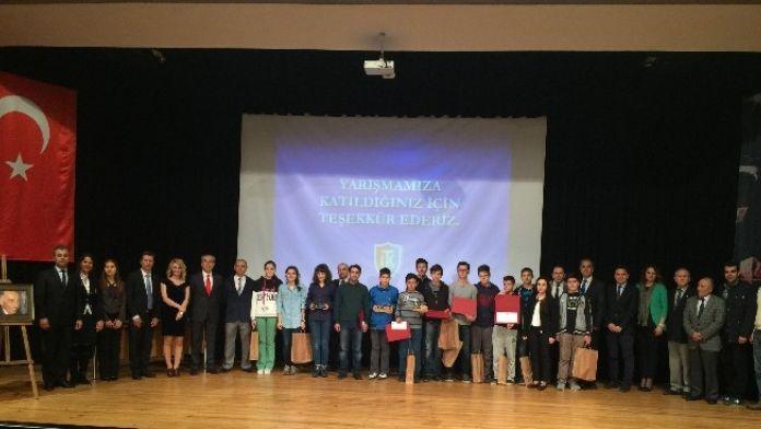 8. Bahattin Tatış Matematik Yarışmasının Şampiyonu Yamanlar