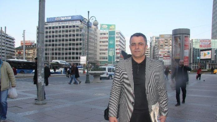 'Ankara Ve İstanbul'da İnsanlar Tedirginlik İçinde'